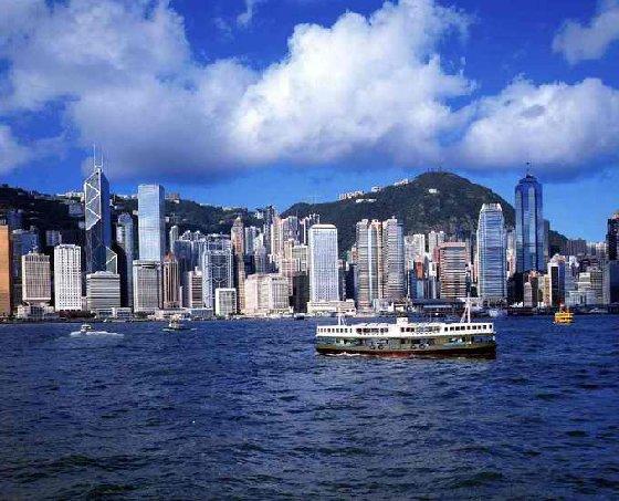 珠海⇒香港