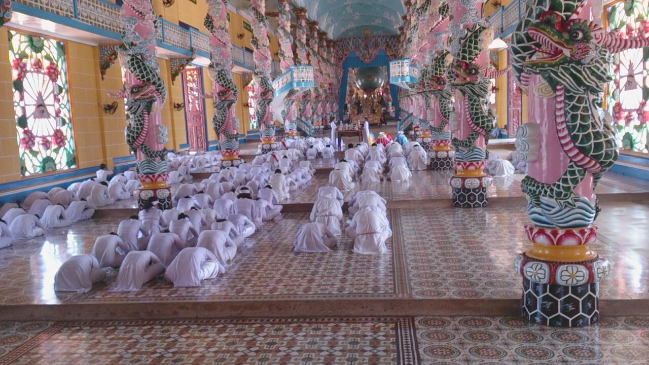 ベトナムが誇る奇天烈宗教・カオダイ教