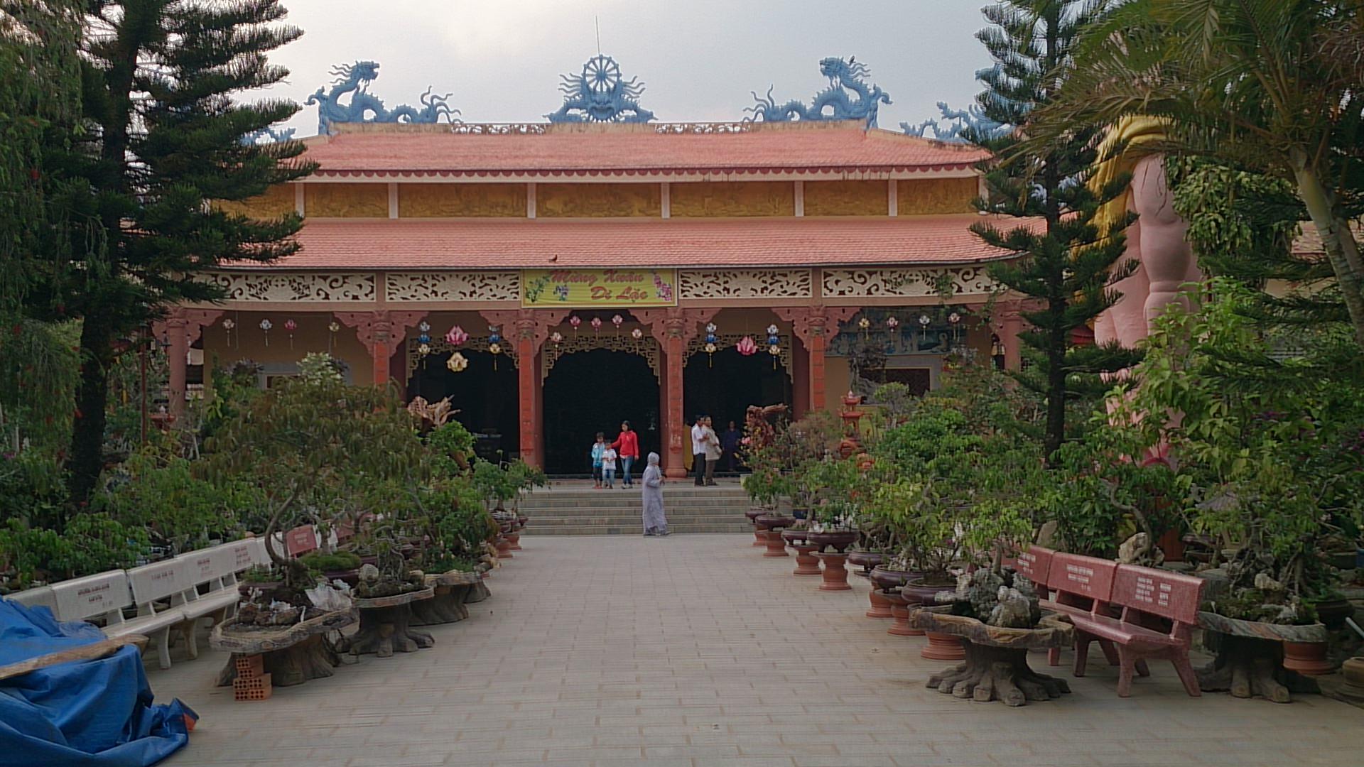 意外なネタの宝庫・ヴァンハン禅寺でZENを感じる