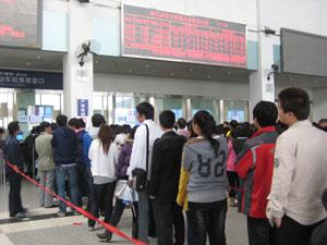 中国国内便、衝撃の定刻発着率