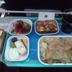 搭乗記 アゼルバイジャン航空 B787エコノミークラス イスタンブール⇒バクー