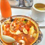 香港で食べるマカオ料理 澳門茶餐廳