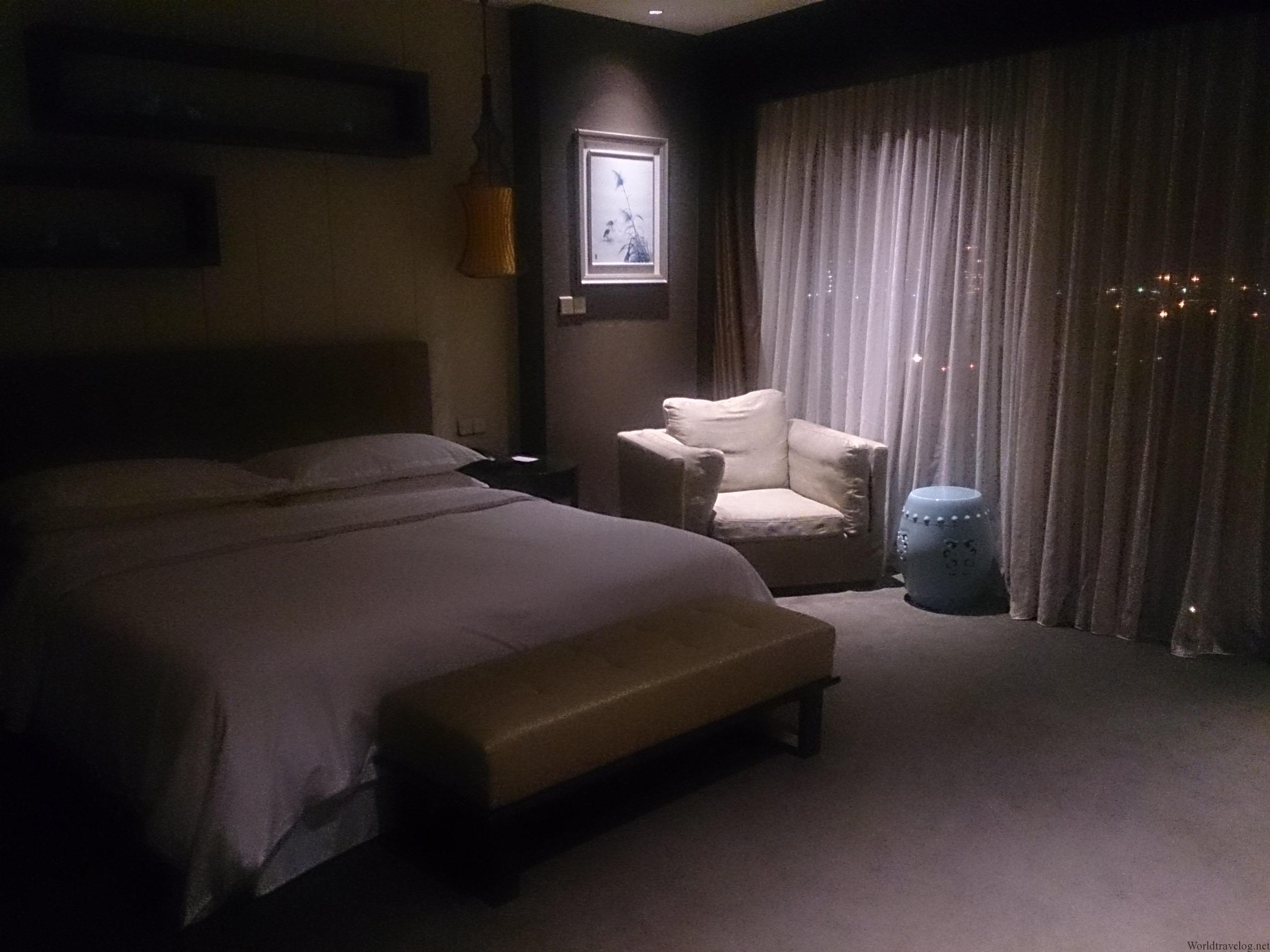 シェラトン外高橋 クラブルーム宿泊記 Sheraton Waigaoqiao