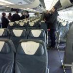 搭乗記 イランのマーハーン航空でエレバンからテヘランへ A310エコノミー
