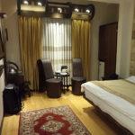 宿泊記 テヘランでの滞在先 Ferdowsi International Grand Hotel