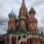 テトリスの聖地・聖ワシリイ大聖堂(St. Basil's Cathedral)