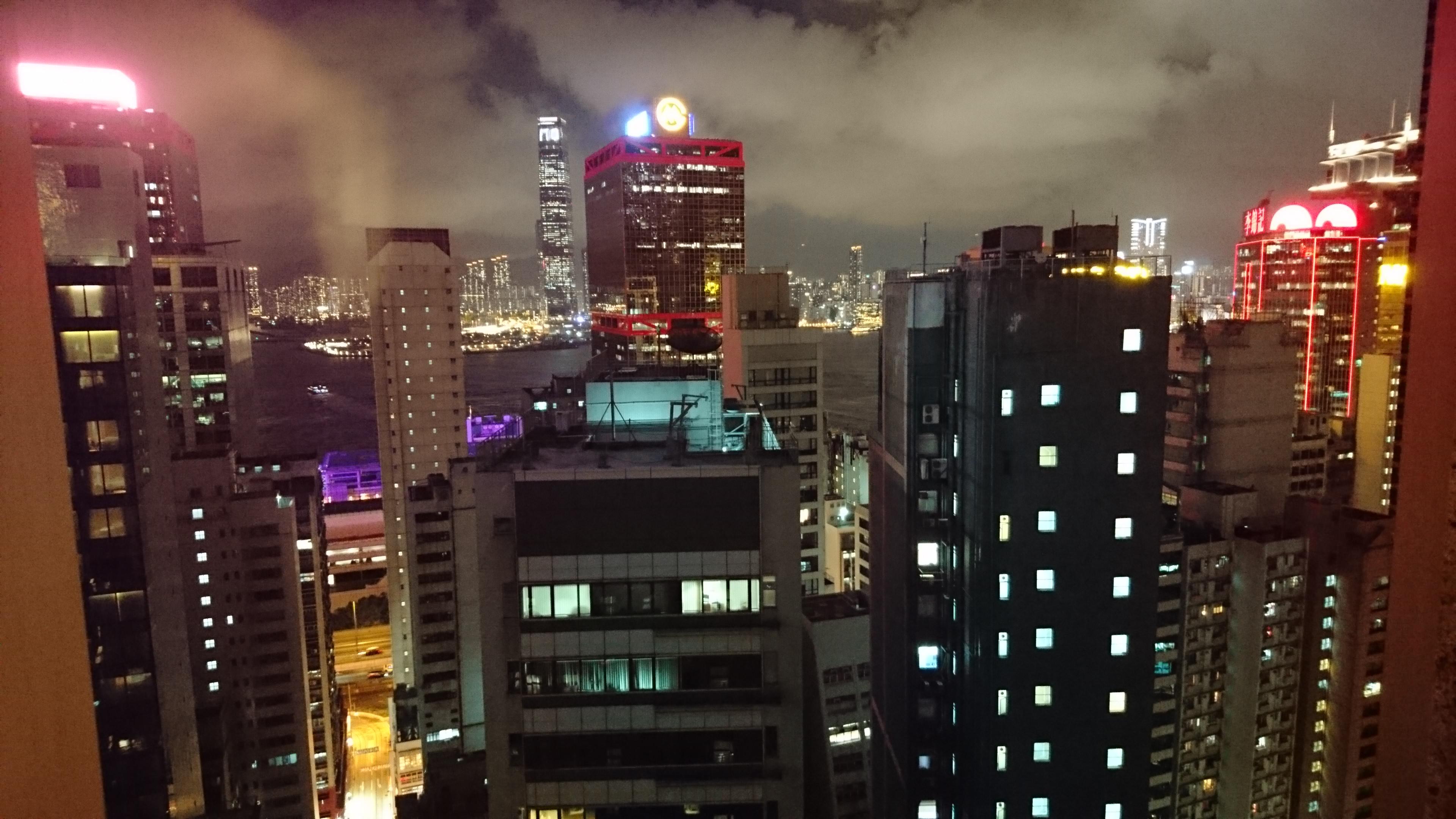 ホリデイインエクスプレス香港ソーホー(香港蘇豪智選假日酒店)宿泊記