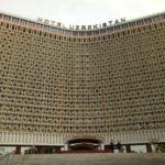 宿泊記 ソ連時代の大箱ホテル ホテルウズベキスタン