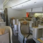アシアナ航空 ビジネス スマーティウムクラスB777-200 成田ー仁川 搭乗記