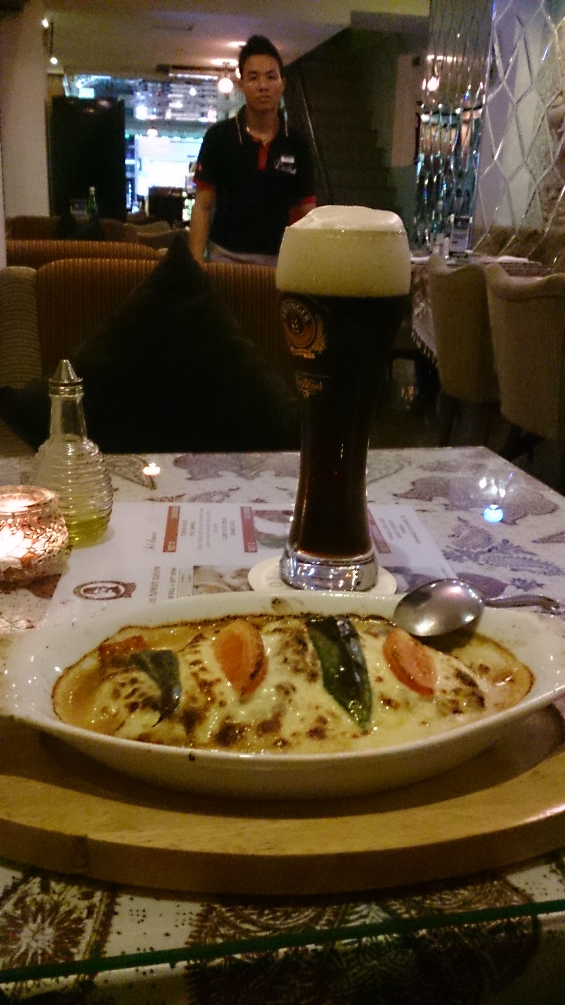 ホーチミン市で食す世界三大料理のトルコ料理 Pasha