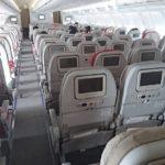 ロイヤルヨルダン ビジネスクラス バンコクー香港 A330 RJ182 搭乗記