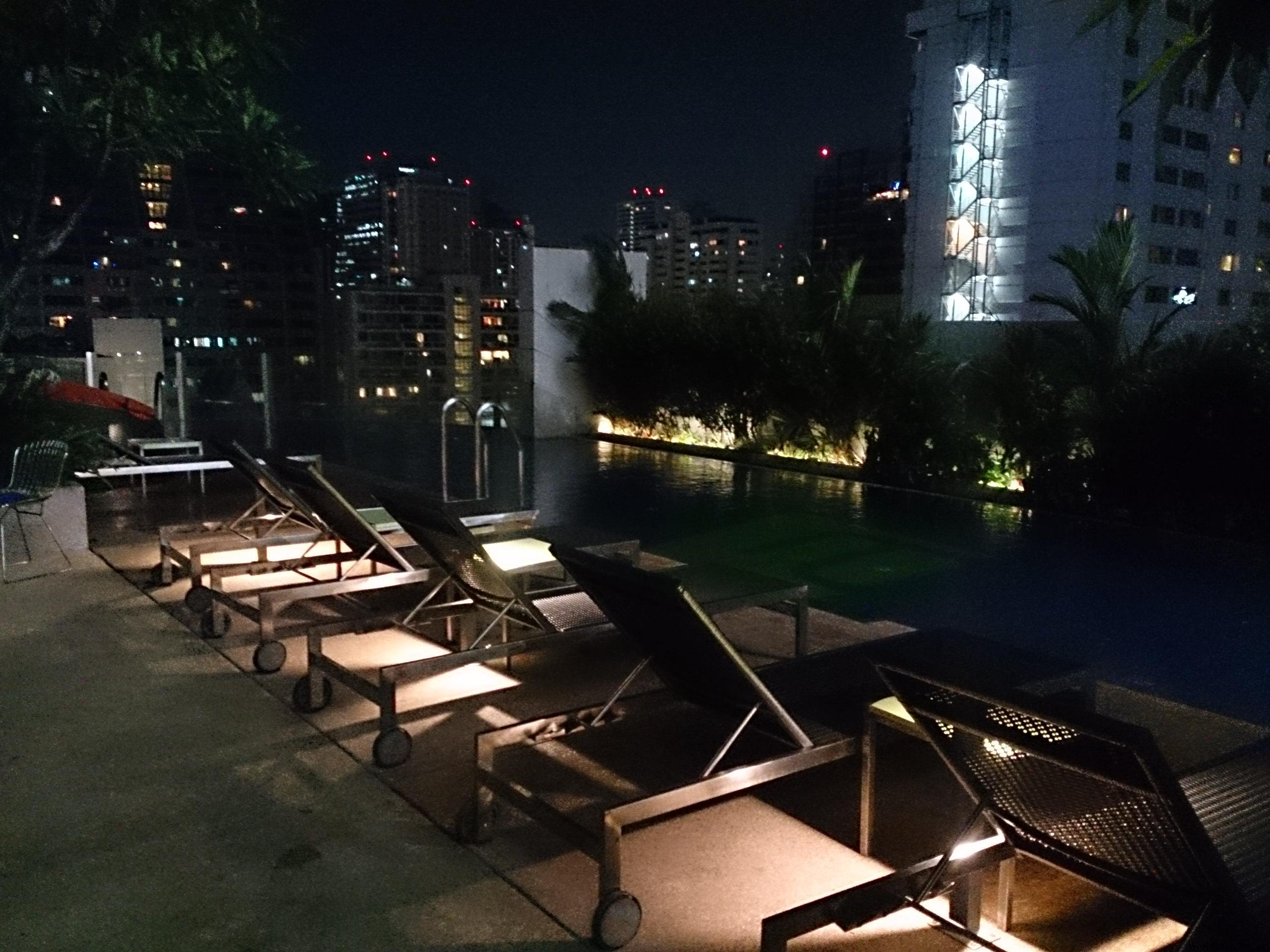アロフト バンコクでSPG修行⇒プラチナへ解脱。 Aloft Bangkok宿泊記