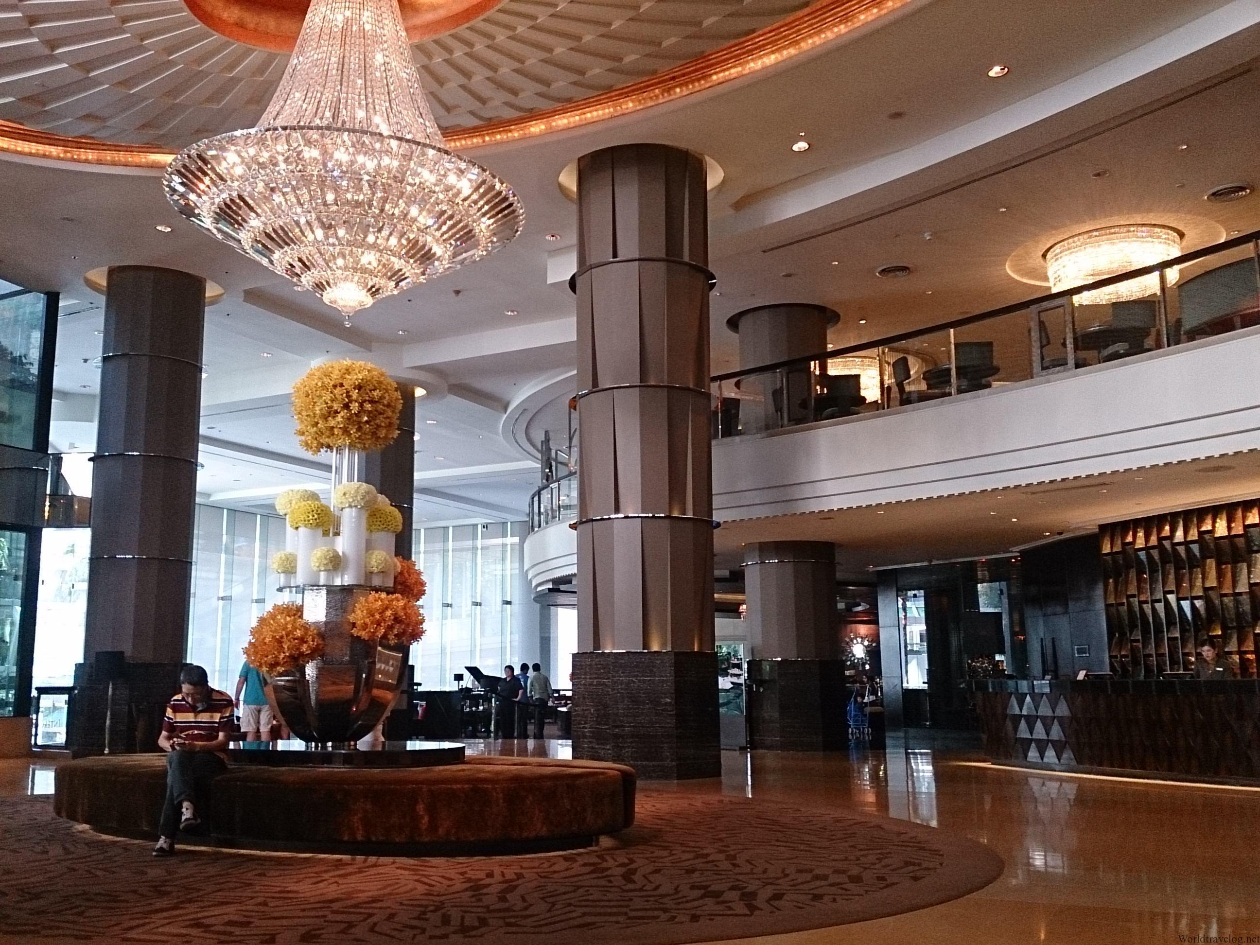 インターコンチネンタル バンコク クラブルーム宿泊記/Intercontinental Bangkok