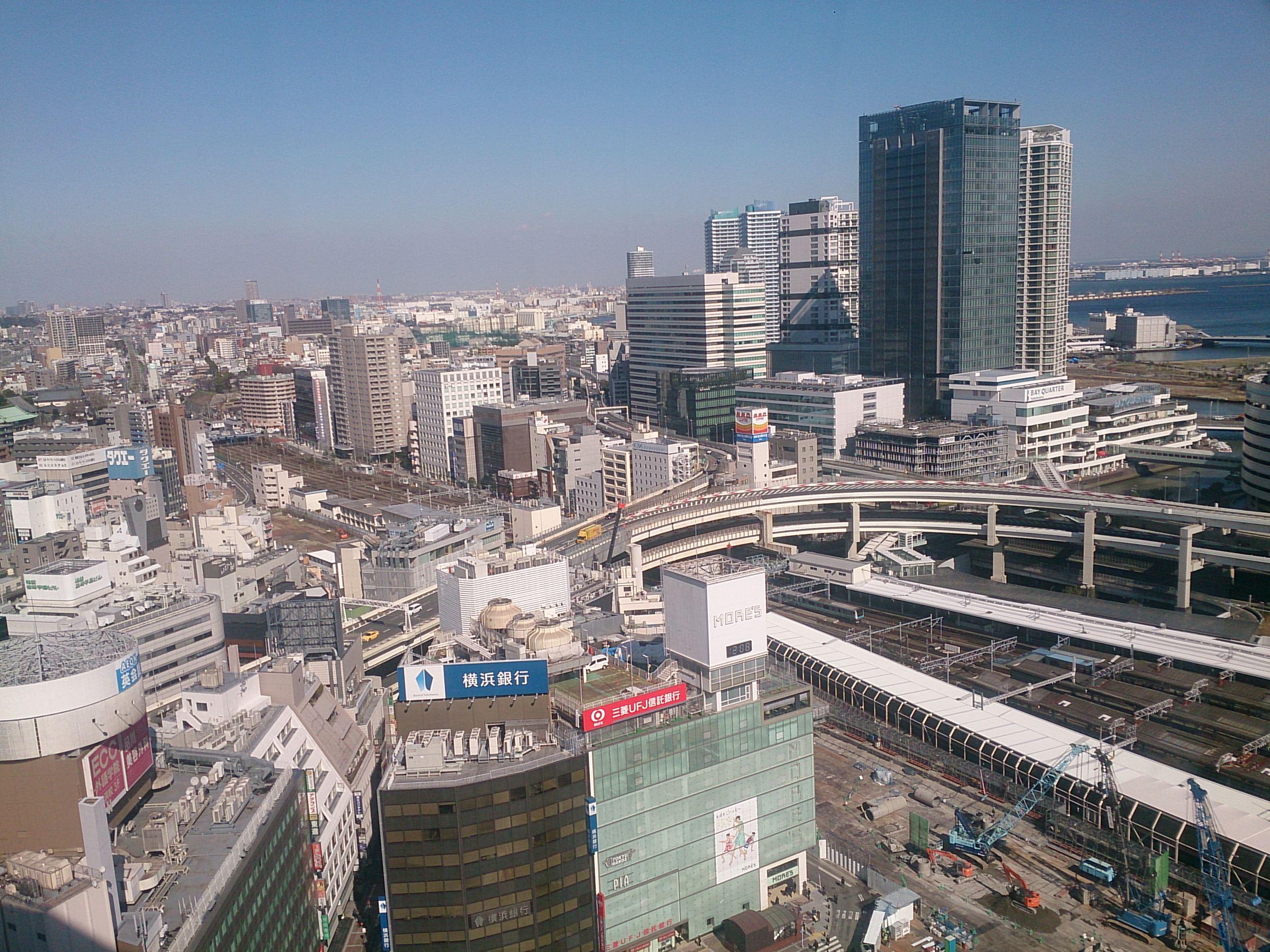 横浜ベイシェラトンホテル&タワーズ クラブフロア宿泊記