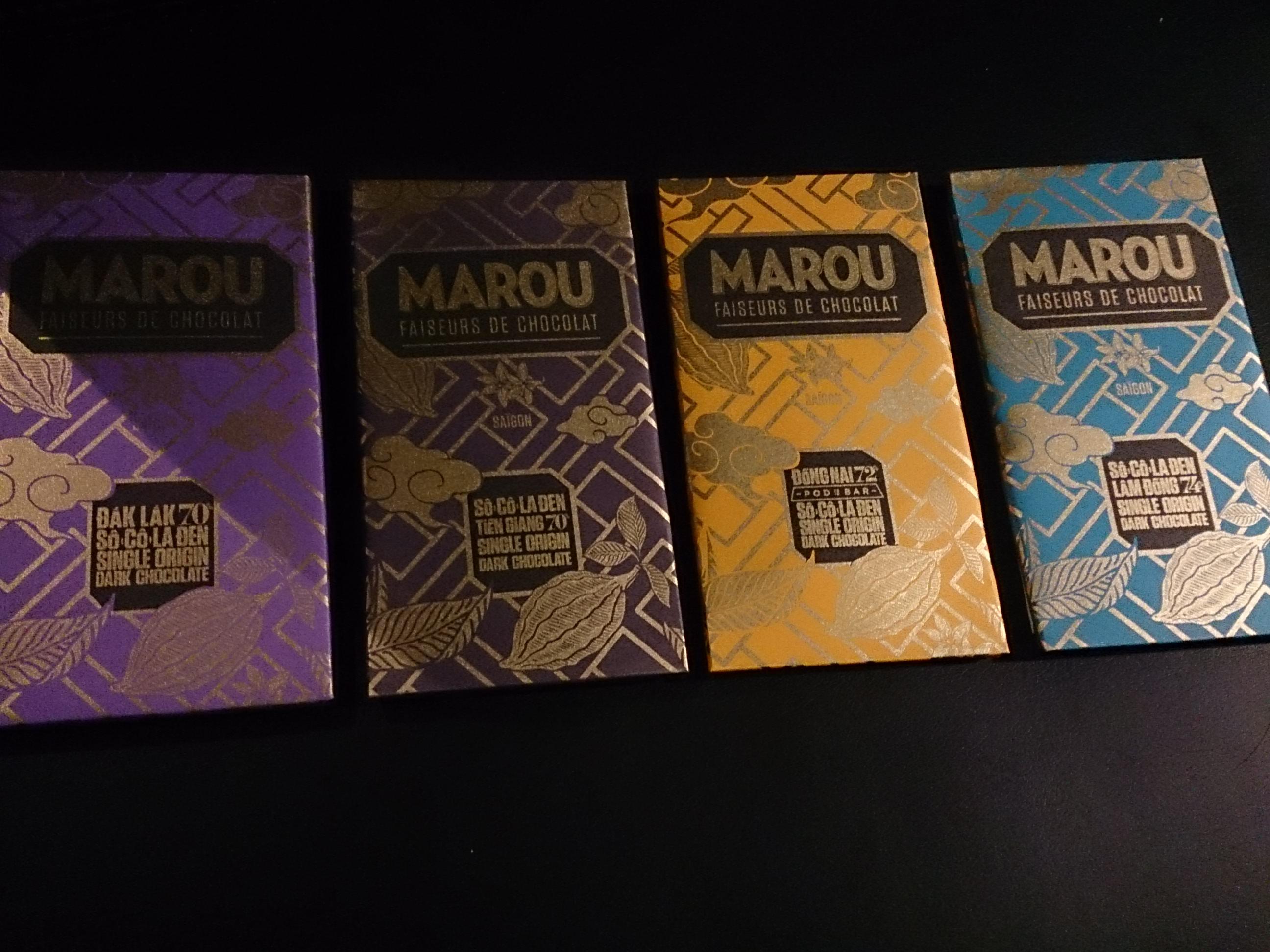 ホーチミンで買うベトナム土産 マルゥチョコレート・フックロンコーヒー