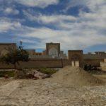 ブハラ2日目 王の宮殿と死者の都