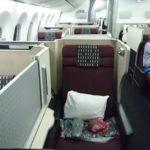JL751 成田ーハノイ B787-8(SS8) スカイスイート787(Sky Suite 787) 搭乗記