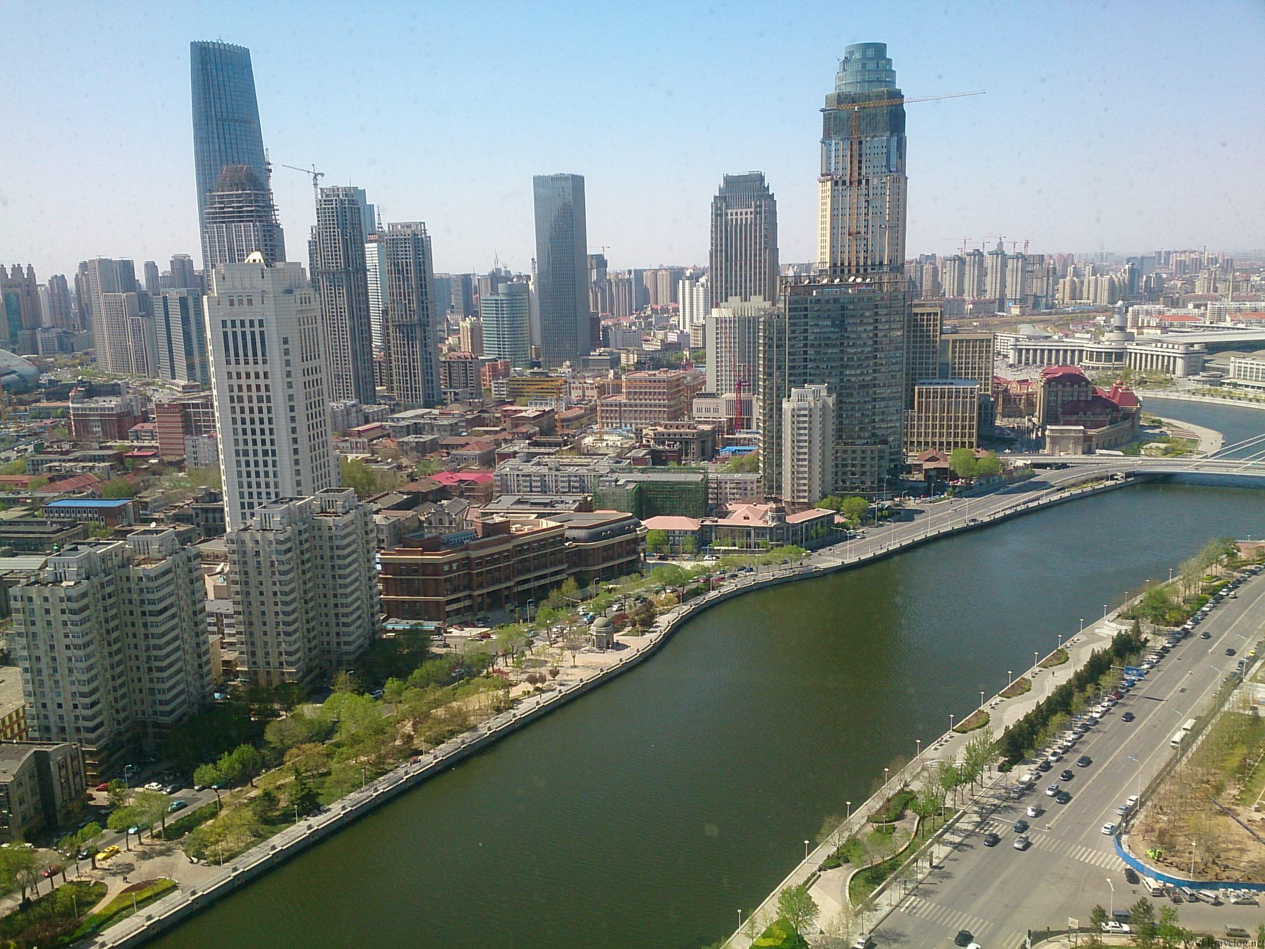 シャングリラ天津 クラブルーム宿泊記/Shangri-la Tianjin