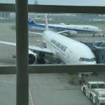 羽田-香港 JALプレミアムエコノミー搭乗記 JL029
