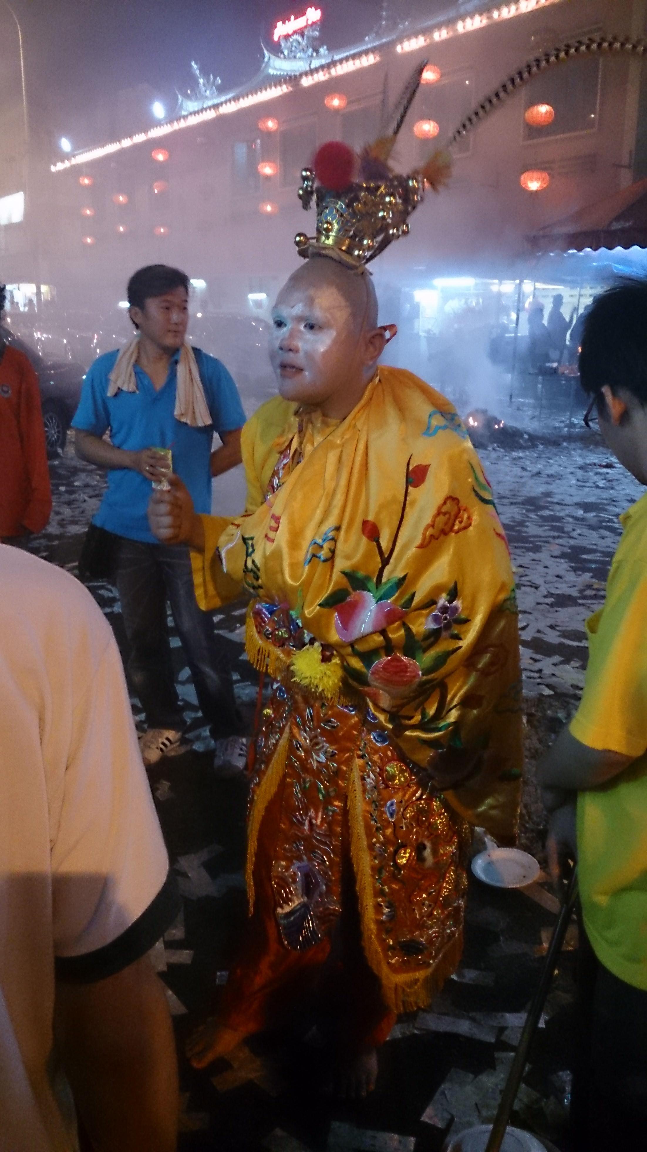 マレーシア独立記念日前夜祭