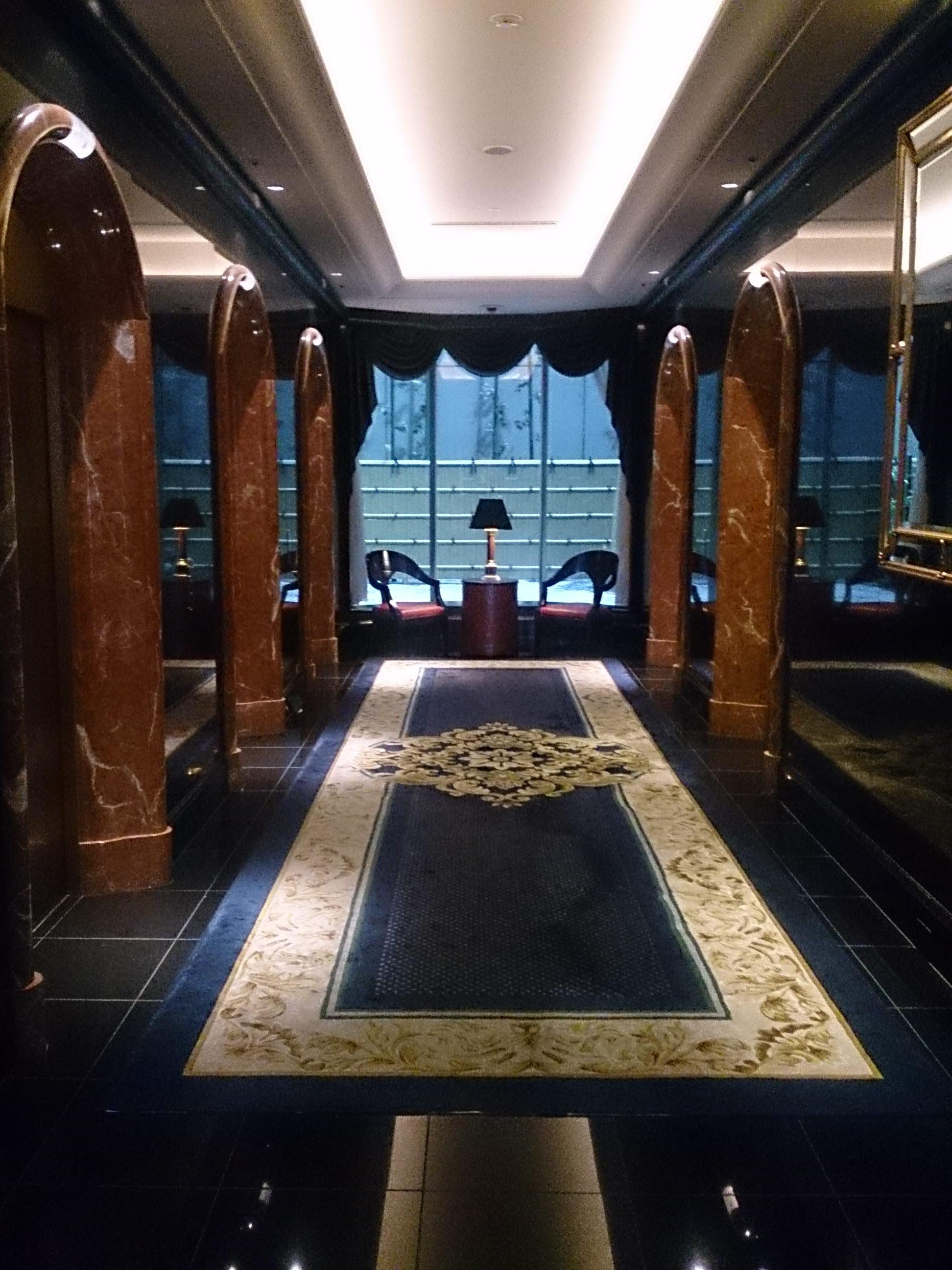 ウェスティンホテル東京 クラブフロア宿泊記