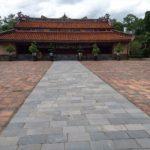 ミンマン帝陵 フエの世界遺産巡り2