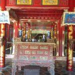 ティエウティ帝陵 フエの世界遺産巡り3