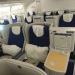 上海虹橋ー広州 中国南方航空A330(33W)ビジネスクラス搭乗記