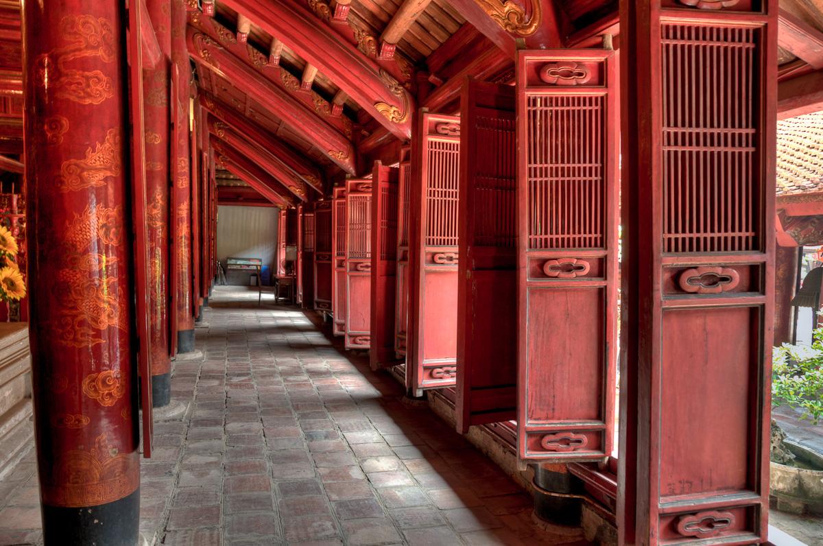 孔子が眠る文廟と国中の秀才が集まった国子監