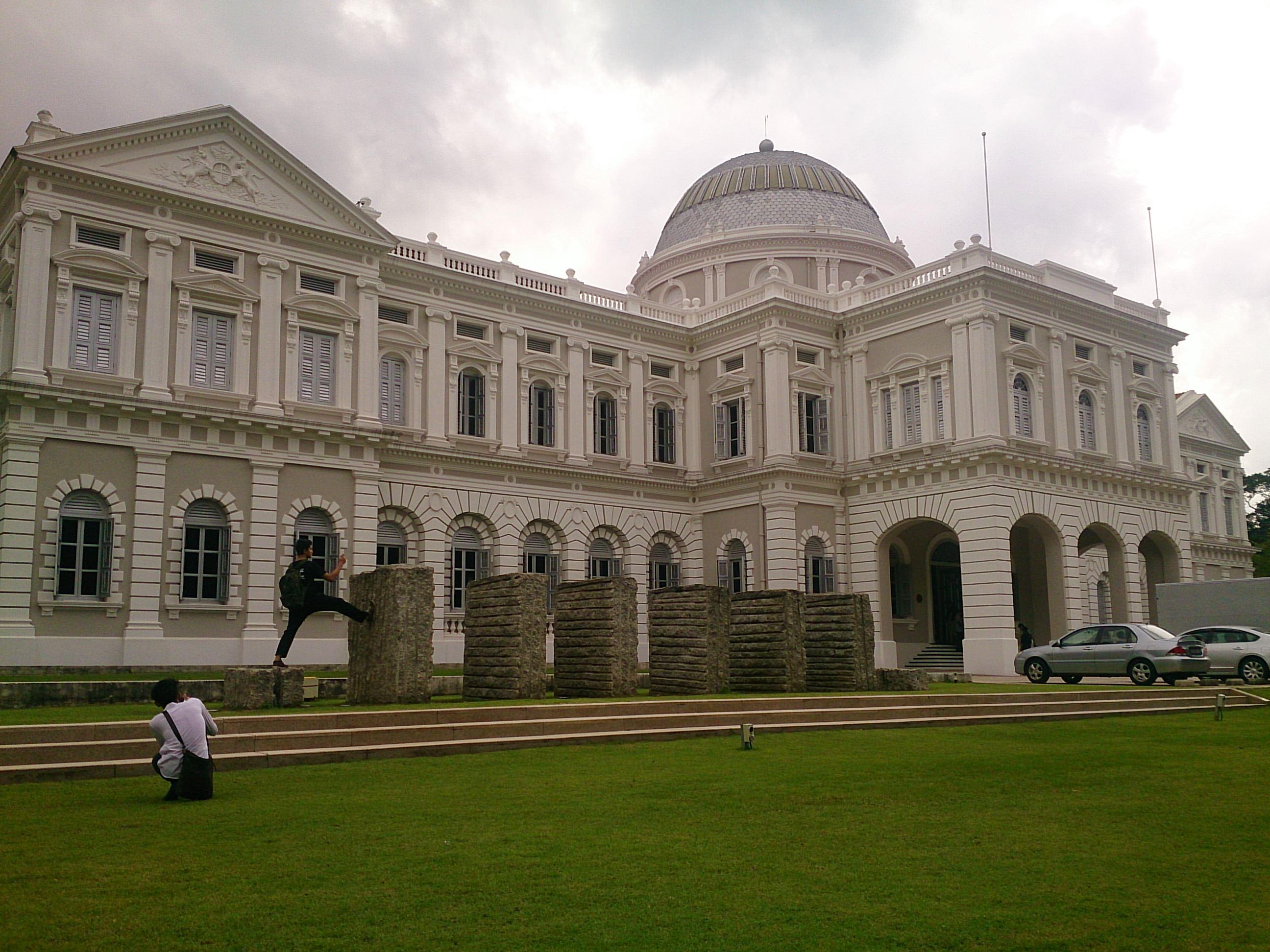 国の歴史は浅いが展示内容は充実のシンガポール国立博物館