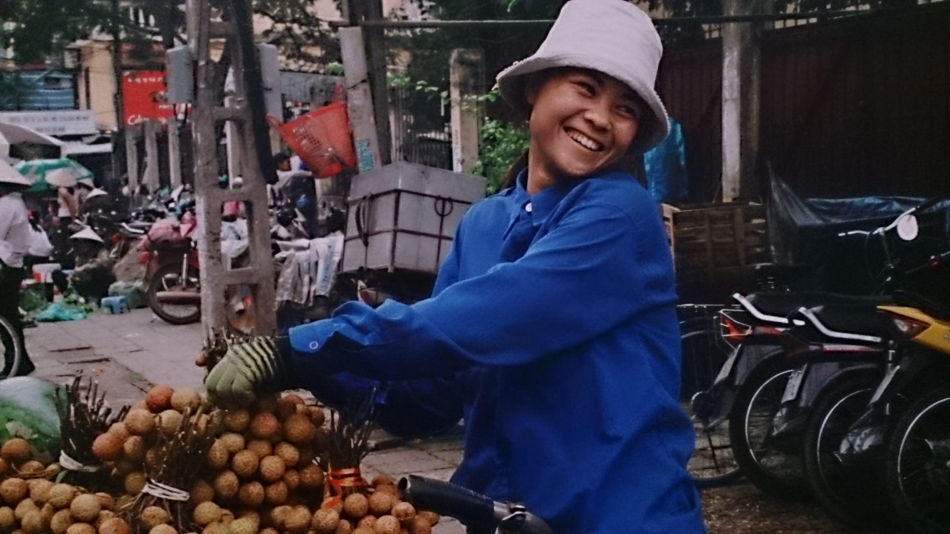 強く逞しいベトナム人女性を知る・女性博物館