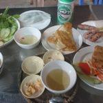 フエの夜 Hanh Restaurant/ DMZ Barフエの世界遺産巡り7