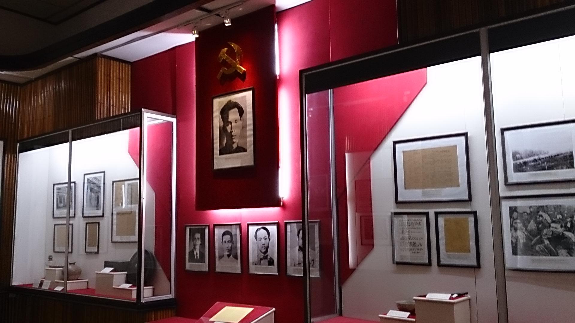 政治臭の強い歴史博物館&革命博物館