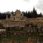 レバノンの地味世界遺産 ウマイヤ朝時代の都市遺跡・アンジャル遺跡