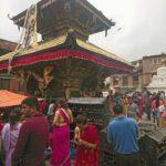 ネパール最古の寺院 スワヤンブナート