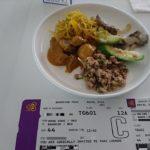 タイ国際航空ロイヤルオーキッドラウンジ@香港国際空港