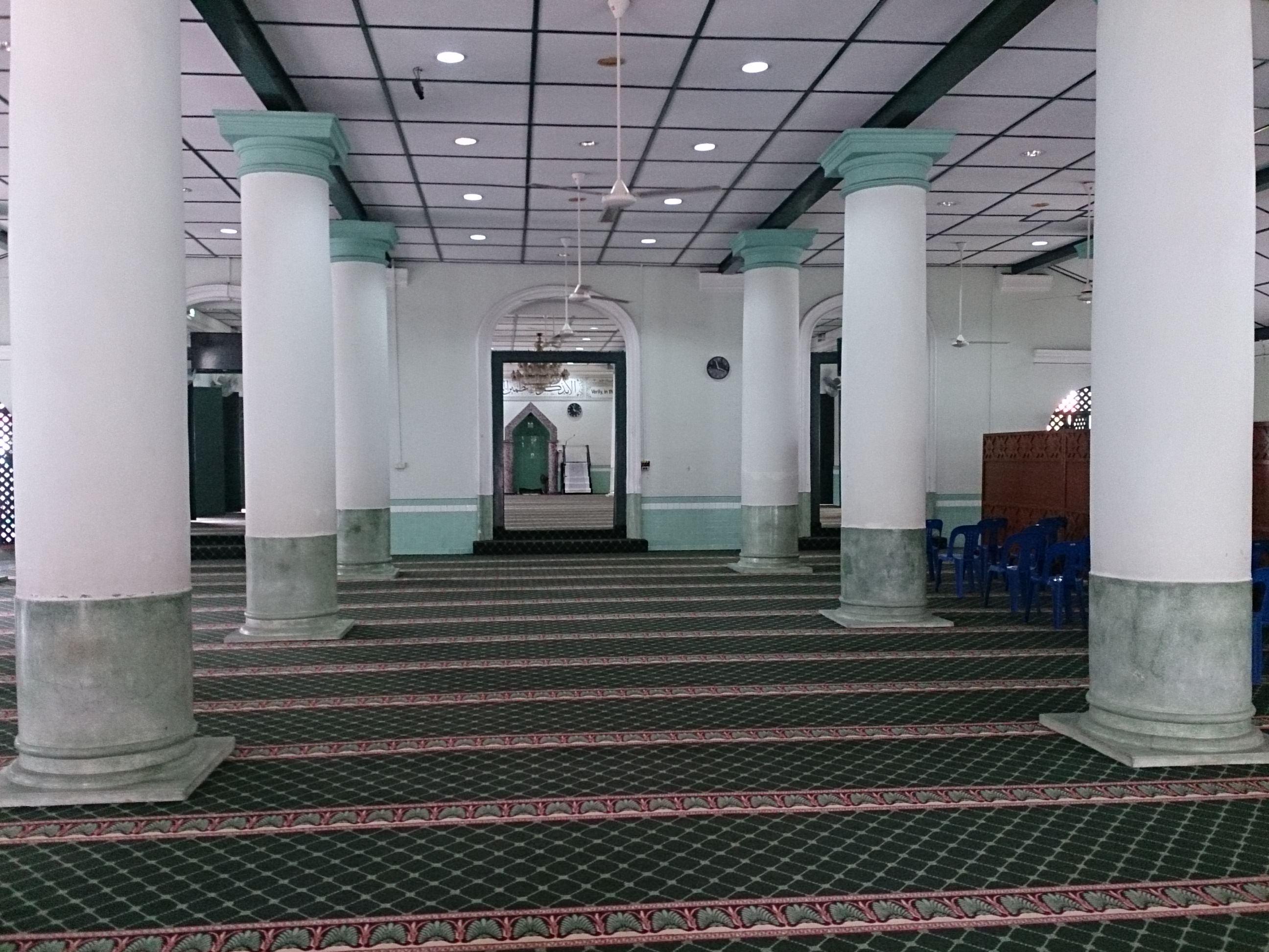 イスラム教について学べるジャマエモスク
