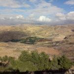 モーセ師匠の終焉の地 ネボ山