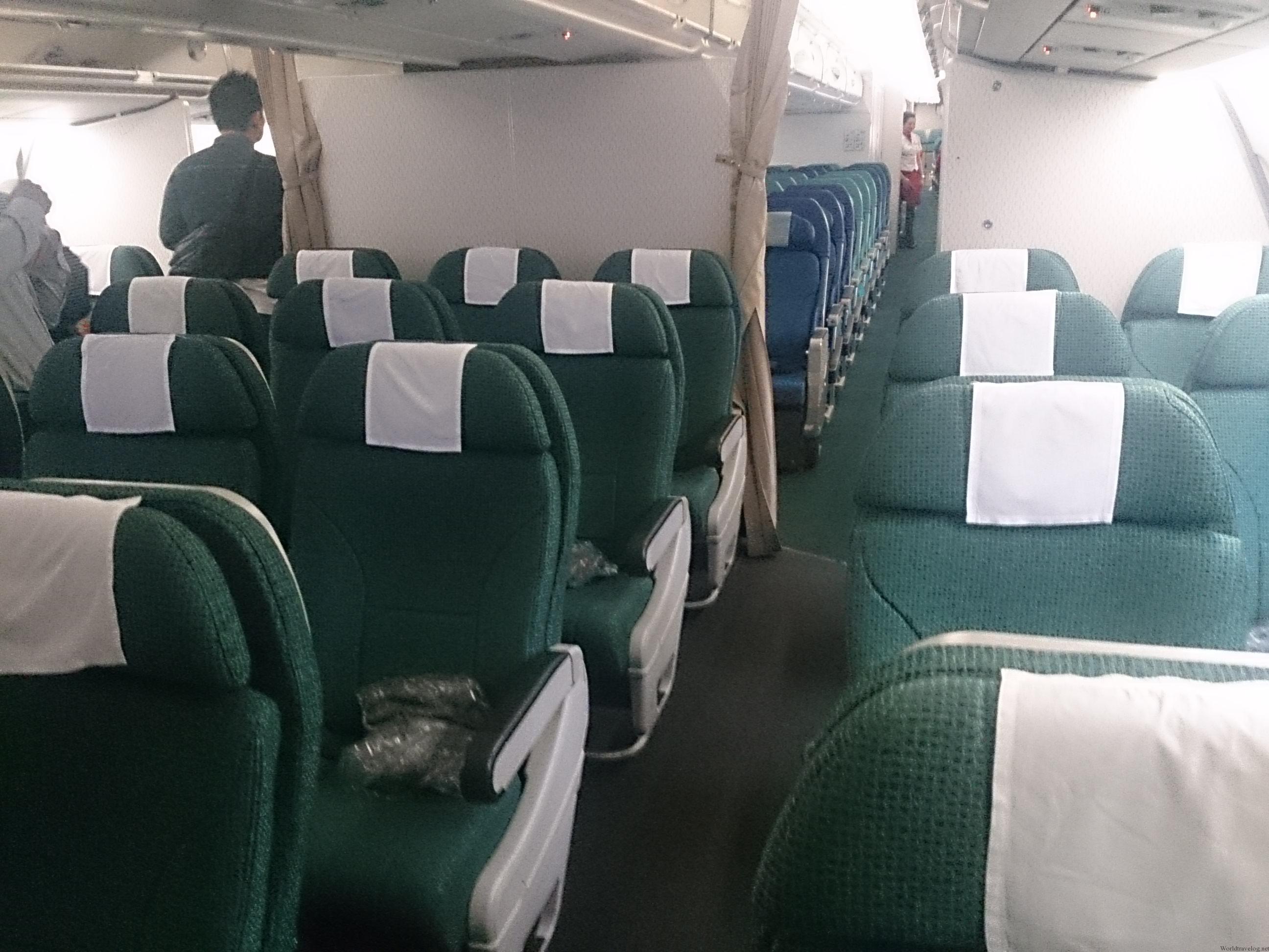 No more レッドアイCX710(SIN→HKG)とチャンギ国際空港