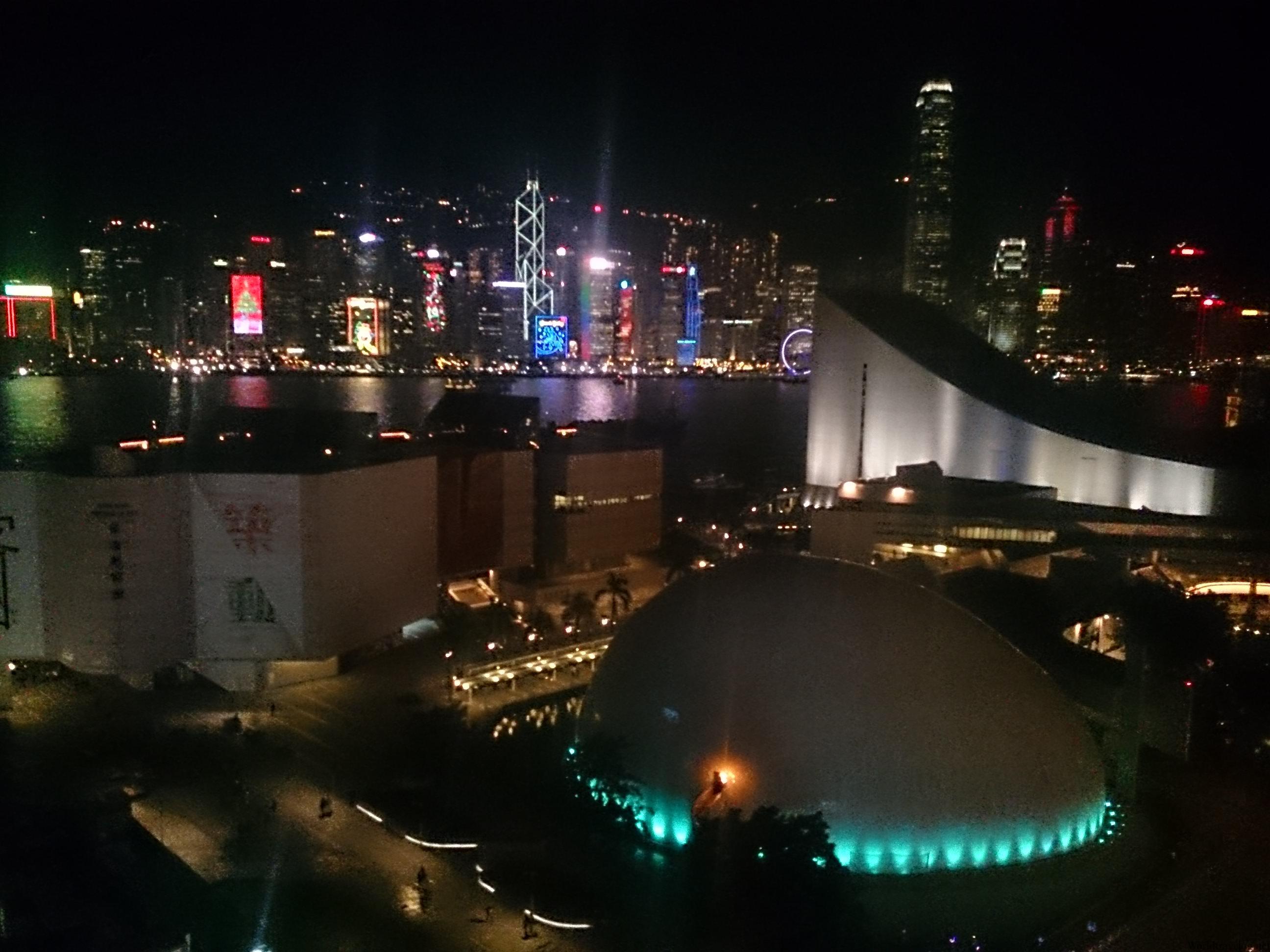 シェラトン香港タワー宿泊記/Sheraton Hongkong Hotel and Towers