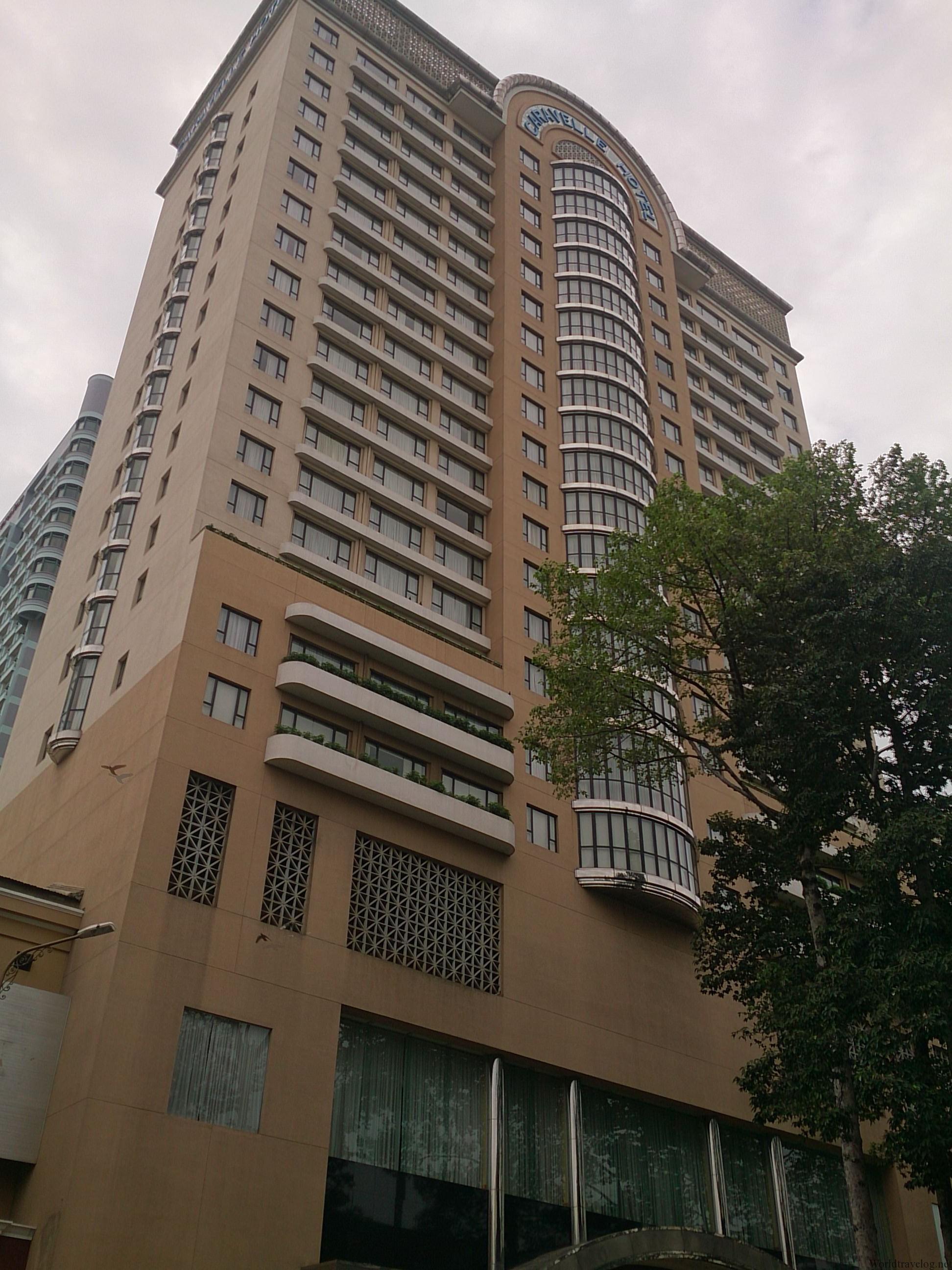 カラベルホテル宿泊記/Caravelle Hotel Saigon