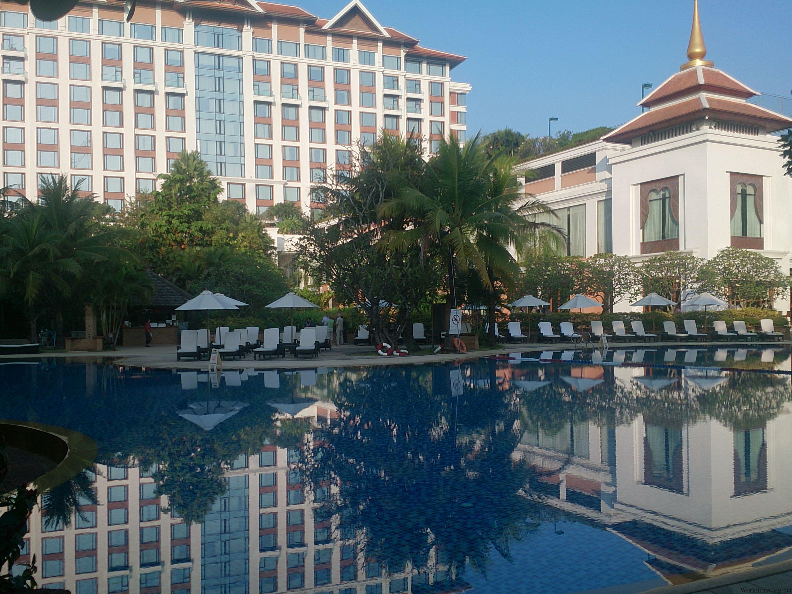 シャングリラ チェンマイ宿泊記/Shangri-la Chiang Mai