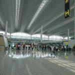 広州白雲空港第2ターミナル 中国南方航空国内線ラウンジ