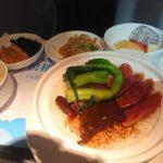 中国南方航空 B777-300ERビジネスクラス 搭乗記