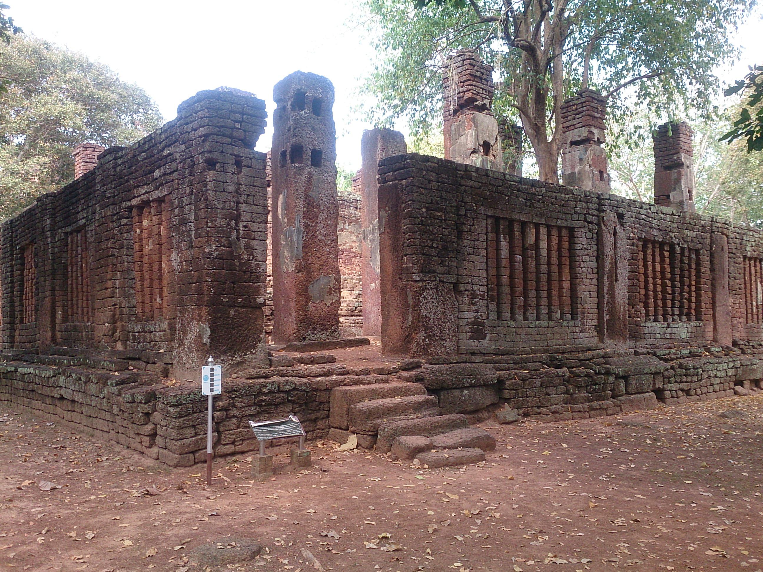 涅槃寺 ワット・プラ・ノーン