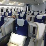 【遅延祭り】中国南方航空 上海虹橋ー広州 最新B787-9ビジネスクラス搭乗記