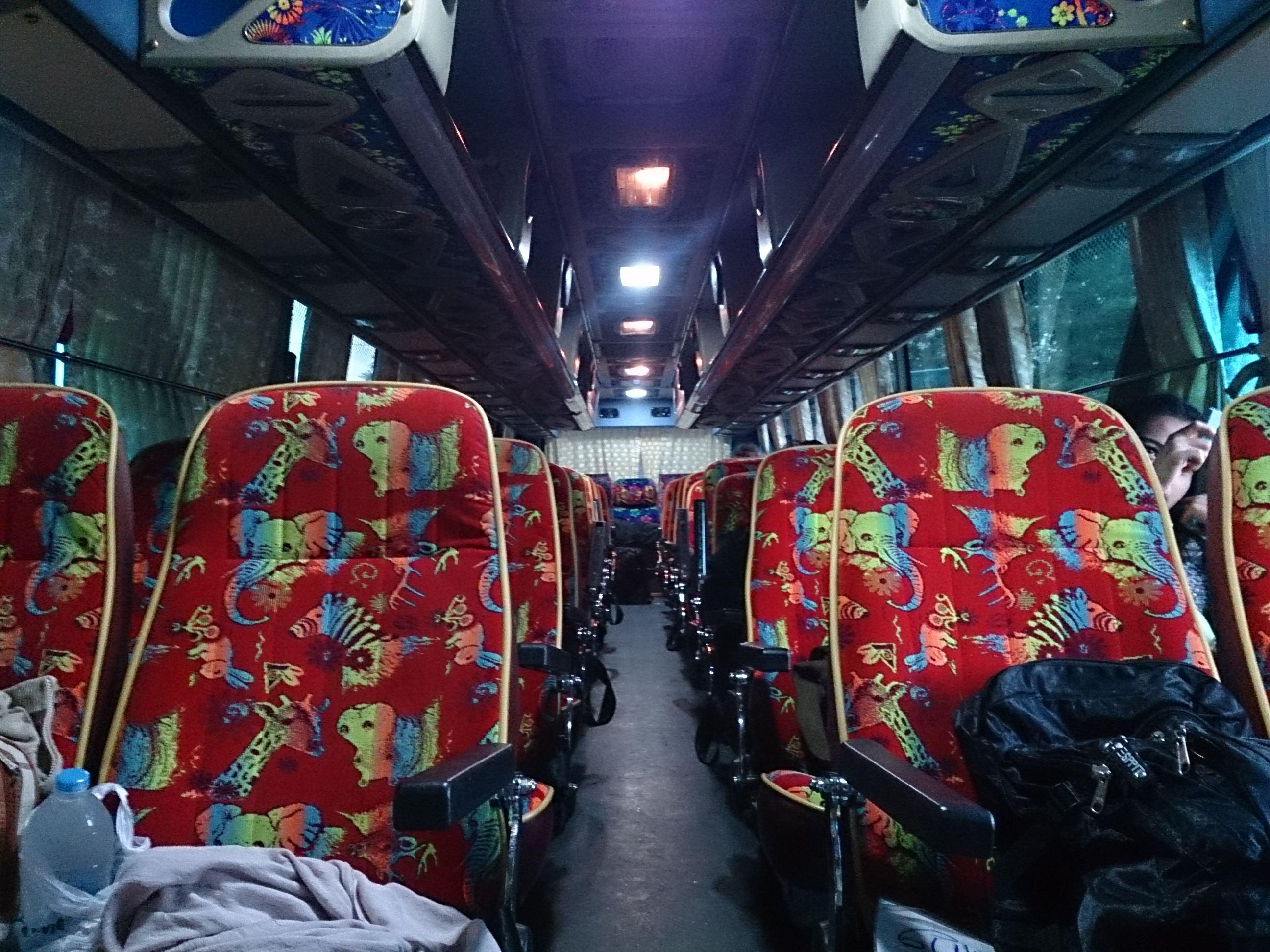 スコータイからミャンマーとの国境の町・メ―ソートへ