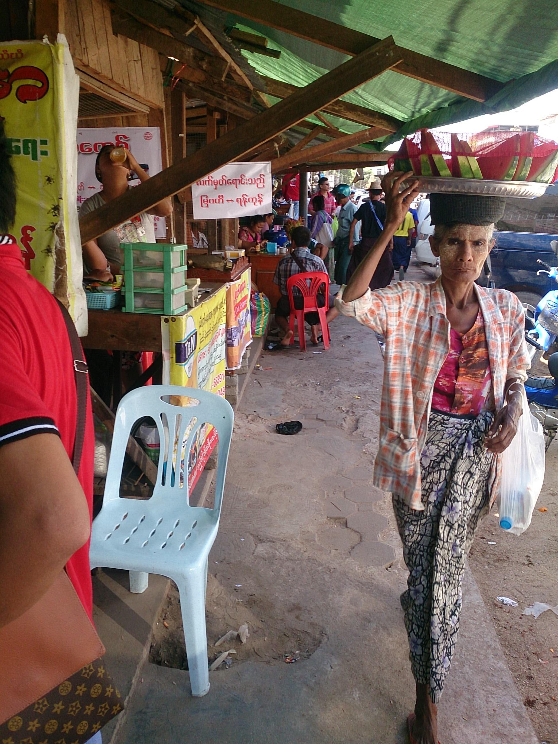 ミャワディーでミャンマーの魅力を再確認
