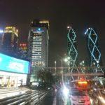 リッツカールトン深セン Ritz Carlton Shenzhen 宿泊記
