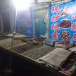 敦煌の町 沙州市場と敦煌夜市